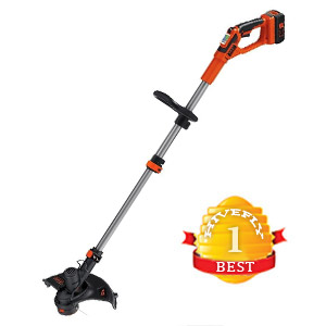 product image of Black & Decker LST136W 40V Max Lithium String Trimmer