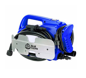 product image of AR Blue Clean AR118 1,500 PSI 1.5 GPM Hand Carry Electric Pressure Washer