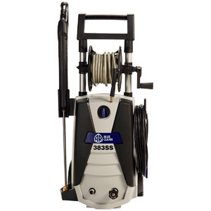 product image of AR Blue Clean AR383SS 1900 PSI Cold Water Electric Pressure Washer