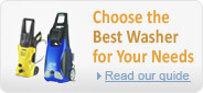 Choose the best pressure washer for your needs