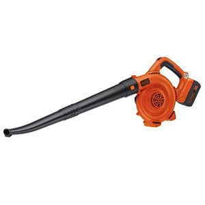 product image of BLACK+DECKER LSW36 40-Volt Lithium Ion Cordless Sweeper