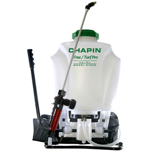 product image of Chapin 61900 4-Gallon Tree and Turf Pro Commercial Backpack Sprayer