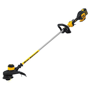 product image of DEWALT DCST920P1 20V MAX 5.0 Ah Lithium Ion XR Brushless String Trimmer