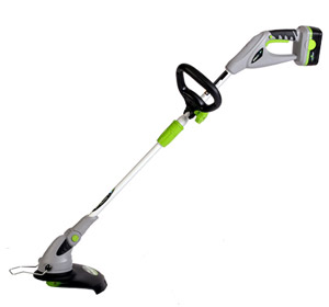 product image of Earthwise CST00012 18-Volt 12-Inch Cordless String Trimmer