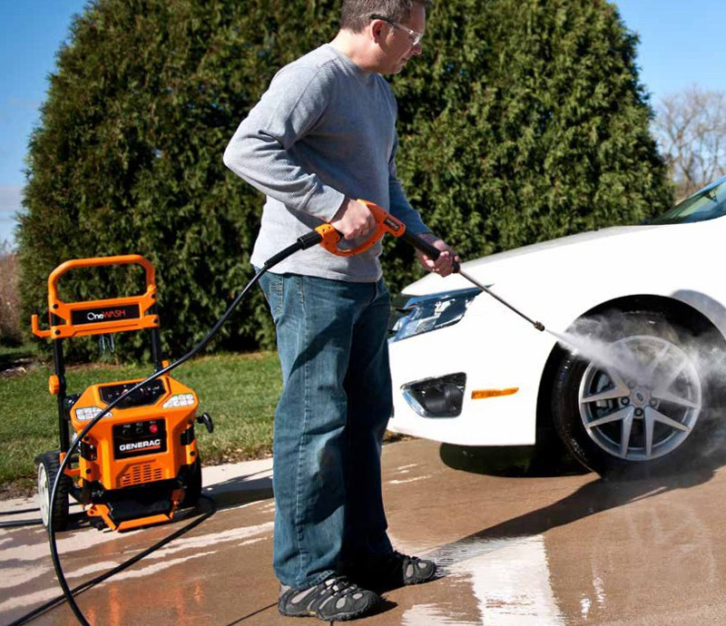 Generac 6602 Onewash Review Video Incl Hivefly