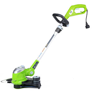 product image of GreenWorks 21272 5.5Amp 15-Inch Corded String Trimmer