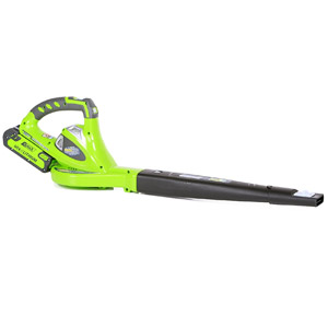 product image of GreenWorks 24252 G-MAX 40V Li-Ion Cordless Variable Speed Sweeper