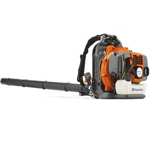 product image of Husqvarna 965877502 350BT 1.6 kW 50.2 cc 7500 rpm 180 MPH Backpack Leaf Blower with 2.1 HP X-Torq engine (CARB Compliant)