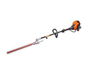 with hedge trimmer extension