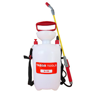 product image of TABOR TOOLS 1.3 Gallon Lawn and Garden Pump Pressure Sprayer