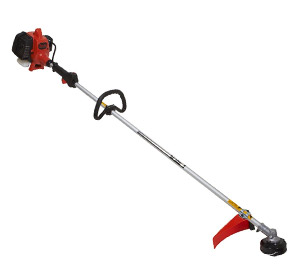 product image of Tanaka TCG22EASSLP 21.1cc 2-Stroke Gas Powered Straight Shaft Grass Trimmer