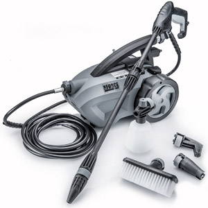product image of THE FORCE 1800 - POWERHOUSE INTERNATIONAL - PULL BEHIND - 1.6 GPM 1800 PSI Electric Pressure Washer