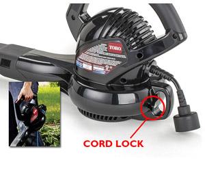 the cord lock