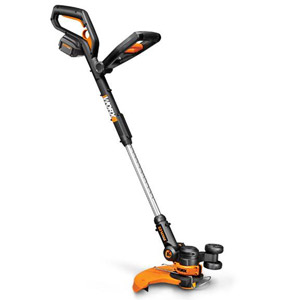 product image of WORX WG175 32-volt Lithium MAX Cordless Grass Trimmer and Edger with Wheel Set